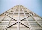 John Hancock Center in Chicago, designed by SOM